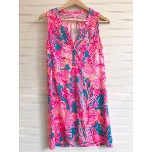 Lilly Pulitzer Essie Dress sleeveless cotton dress